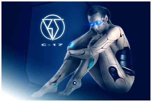 C-17 (Female Cyborg)