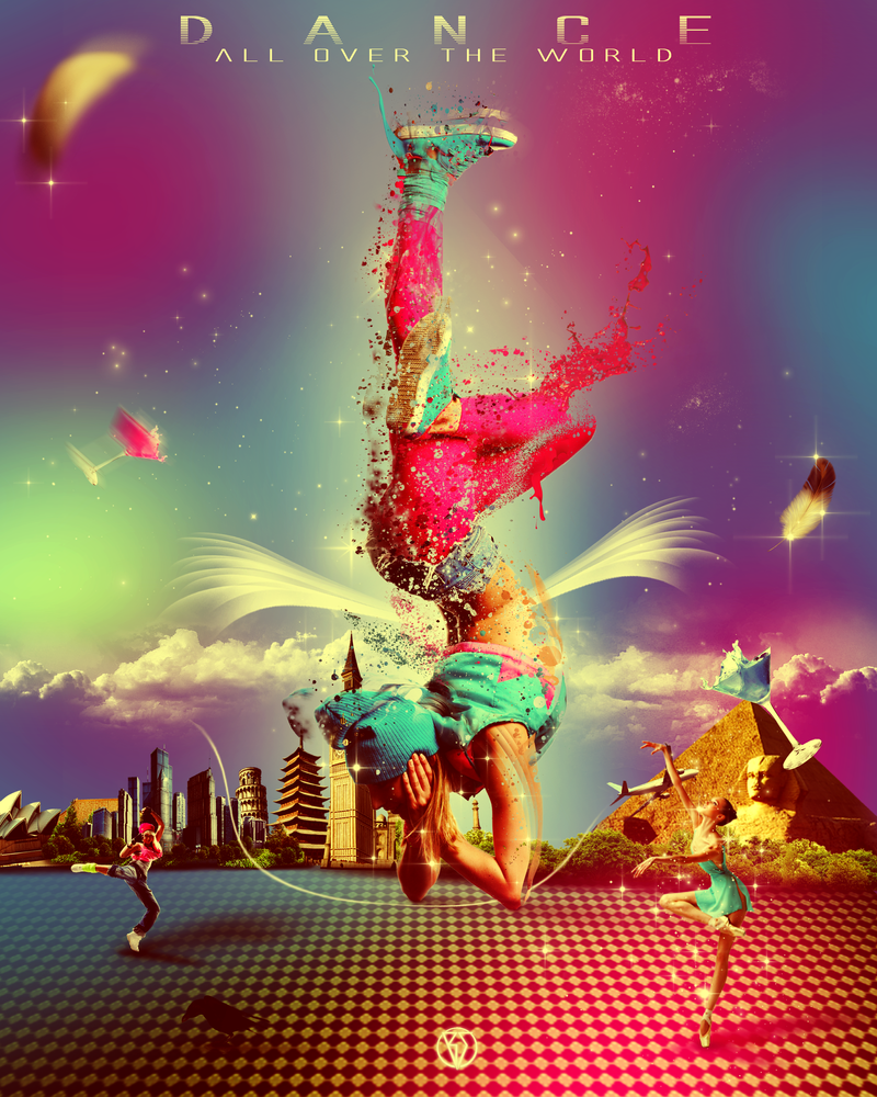 d    a    n    c    e by CeyDoo-BlueShine