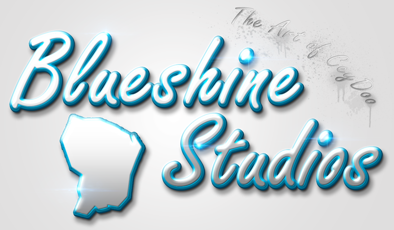 Typography 3 by CeyDoo-BlueShine