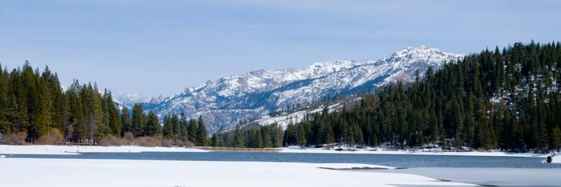Sequoia lake 1