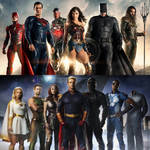 Justice League vs The Seven