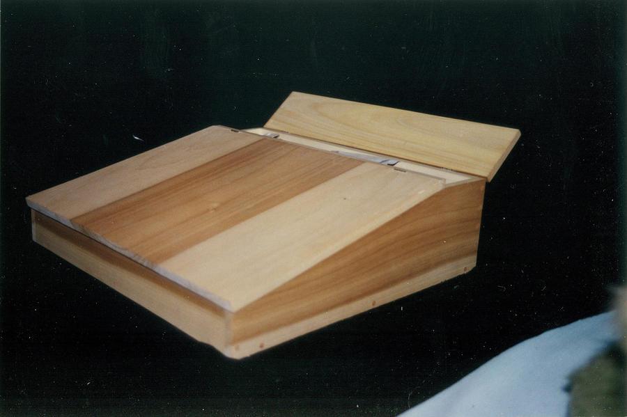 Attirant Wooden Lap Desk By JARM13 ...