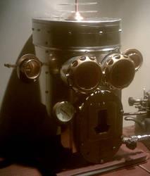 Steampunk Aether Helmet by JARM13