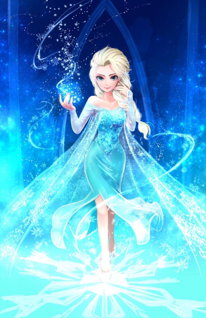 Frozen by Natsu-Nori