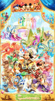 The Legend of Mythica by Natsu-Nori