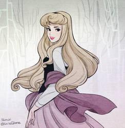 Briar Rose by Natsu-Nori