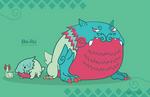 Hiraeth Creature #023 - Shi-Pei