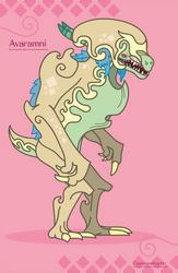 Hiraeth Creature #289 - Avaramni