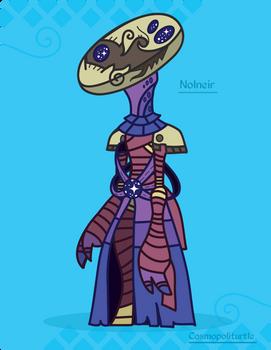 Hiraeth Creature #291 - Nolneir