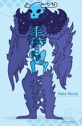 Hiraeth Creature #294 - Hala-Nond