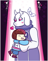Goat Mom (AT) by Cosmopoliturtle