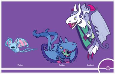 Pokemon #041-042-169