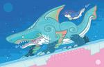 Zamtrios - The Monstrous Shark