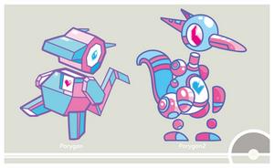 Pokemon #137-233