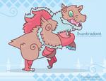 Hiraeth Creature #603 - Sventradont