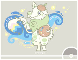 Pokemon #235 by Cosmopoliturtle
