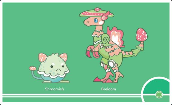 Pokemon #285-286