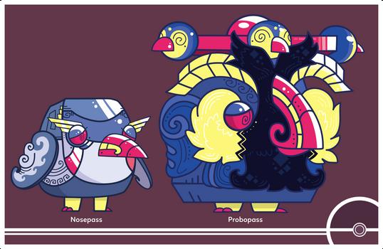 Pokemon #299-476