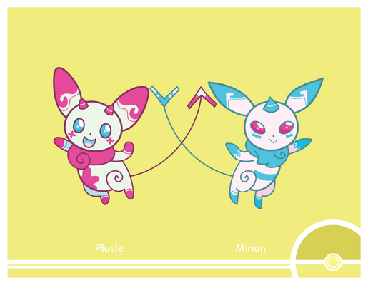 Pokemon #311-312