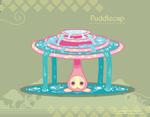 Hiraeth Creature #688 - Puddlecap
