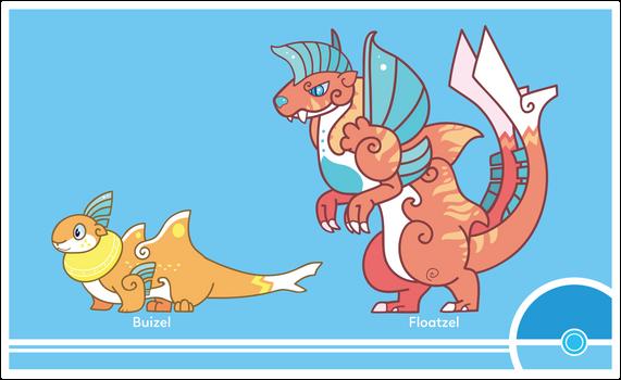 Pokemon #418-419