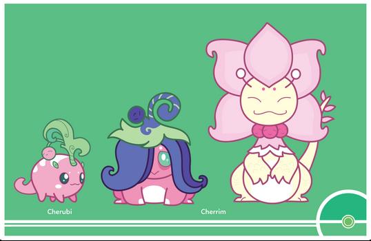 Pokemon #420-421