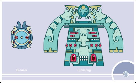 Pokemon #436-437