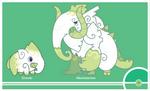 Pokemon #459-460