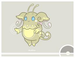 Pokemon #531 by Cosmopoliturtle