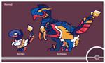 Pokemon #566-567 (Normal)
