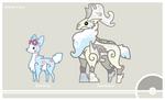 Pokemon #585-586 (Winter Form)