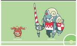 Pokemon #588-589