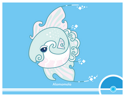 Pokemon #594 by Cosmopoliturtle