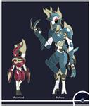 Pokemon #624-625