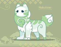 Hiraeth Creature #852 - Hakulenn by Cosmopoliturtle