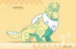 Hiraeth Creature #881 - Tenbaharin