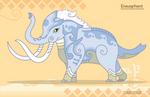 Hiraeth Creature #929 - Ensuaphant