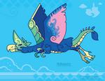 Hiraeth Creature #976 - Hokaasto