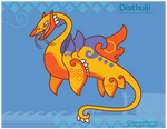 Hiraeth Creature #984 - Diathulji