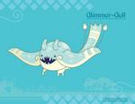Hiraeth Creature #993 - Glimmer-Gull