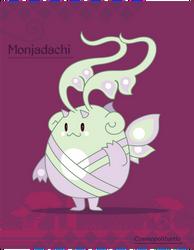 Hiraeth Creature #1001 - Monjadachi