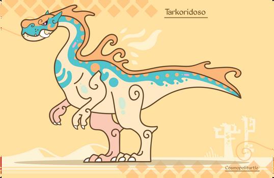 Hiraeth Creature #1002 - Tarkoridoso