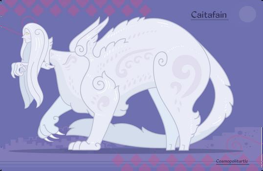 Hiraeth Creature #1004 - Caitafain