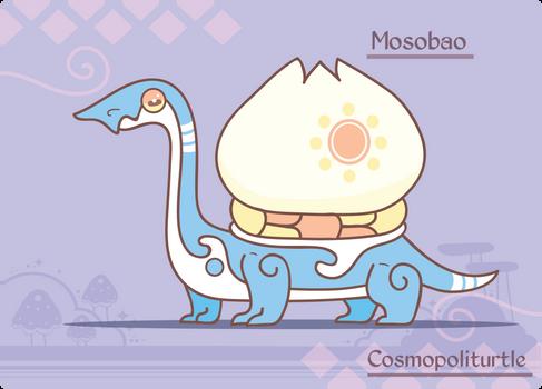 Hiraeth Creature #1006 - Mosobao