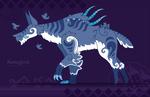Hiraeth Creature #1013 - Konogirut