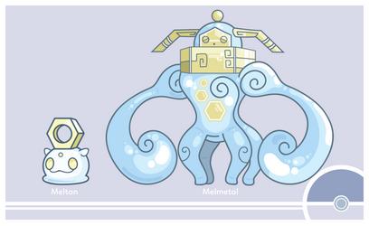 Pokemon #808-809