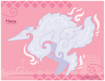 Hiraeth Creature #1104 - Mana