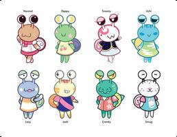 Snail Villagers