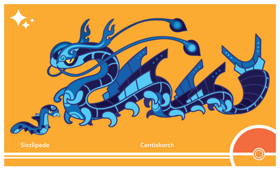 Shiny Request - Sizzlipede Line -