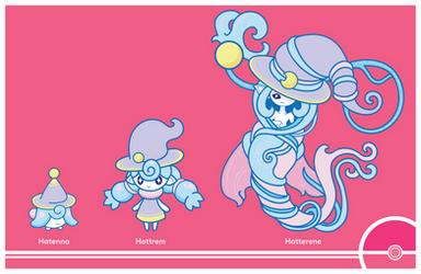 Pokemon #856-857-858